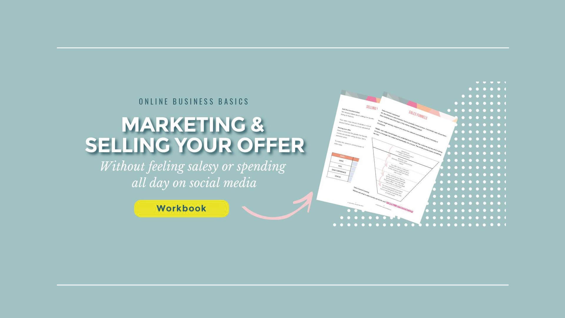 Work-From-Home Made Easy - Marketing & Selling