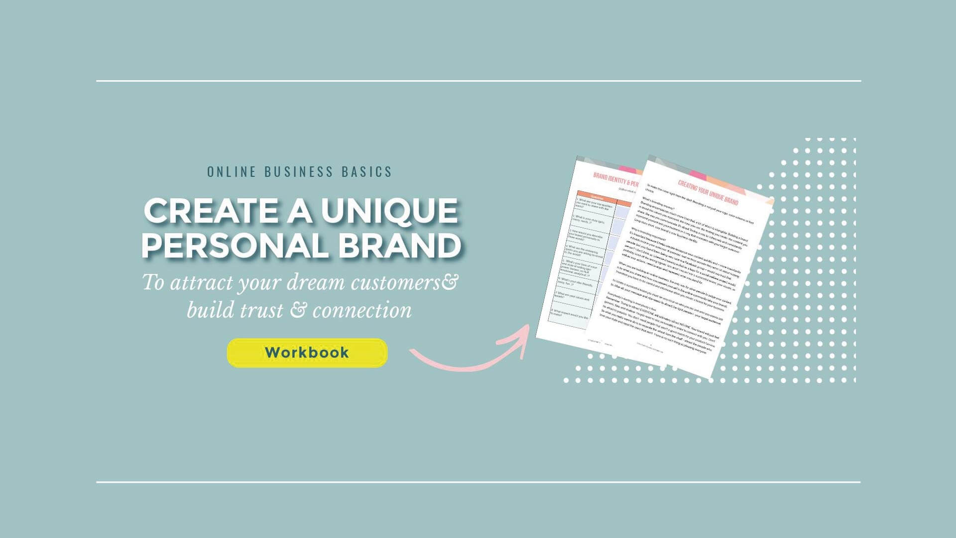 Work-From-Home Made Easy - Personal Brand