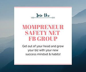 Mompreneur Facebook group
