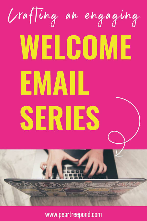 Crafting an engaged email series   PearTreePond - The Solopreneur Safety Net